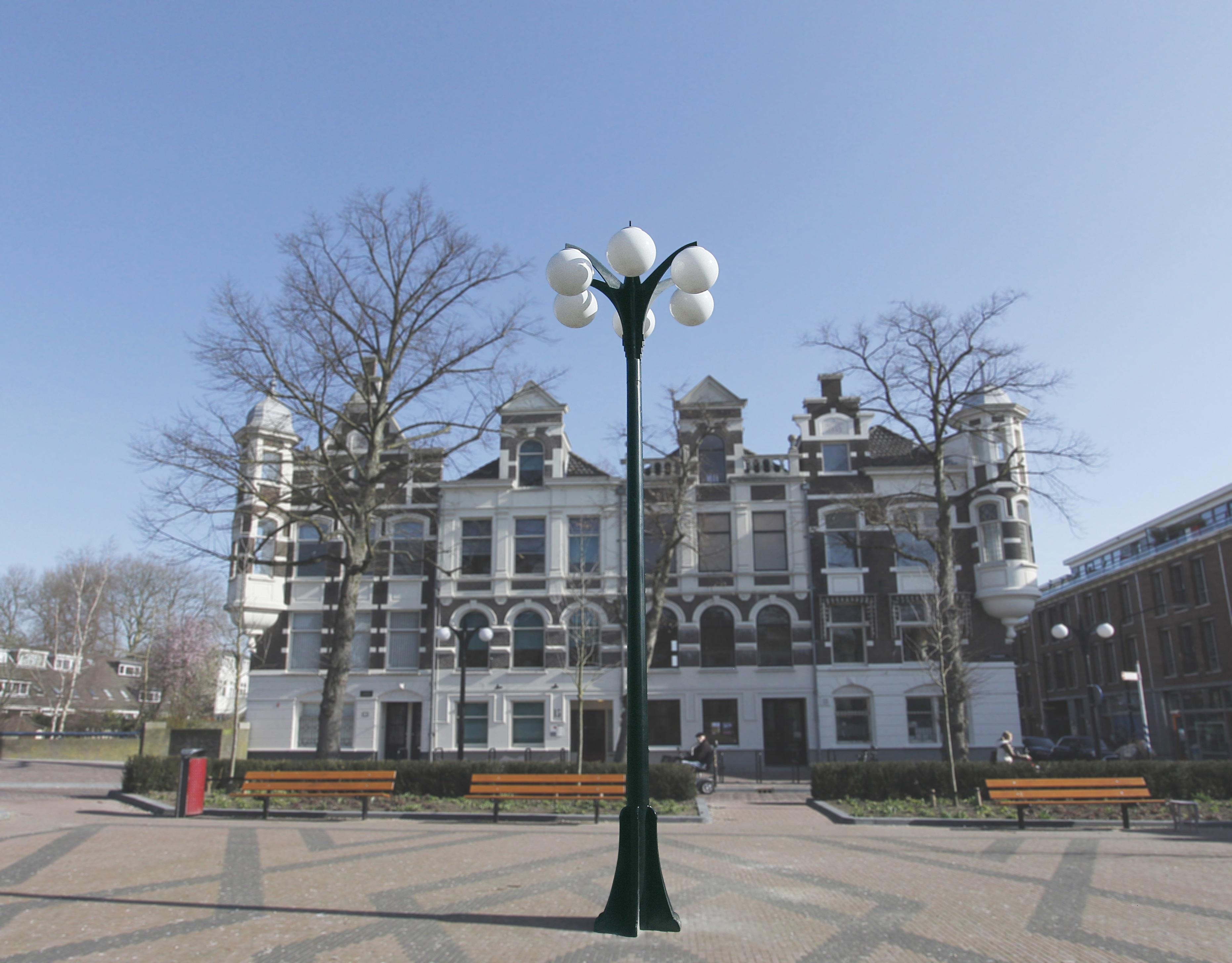 Mast geleverd door Mast Services Nederland