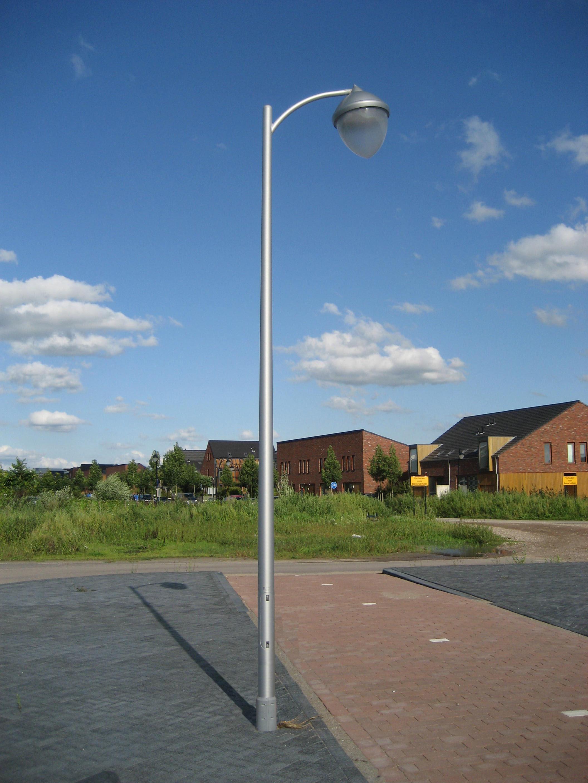 Aluminium lichtmast - Amersfoort Vathorst - Nederland