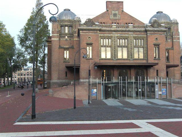 Aluminium lichtmast - Haarlem - Nederland