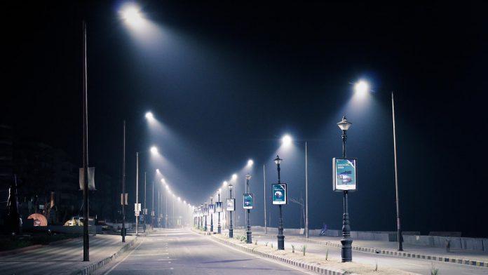 Afbeelding openbare verlichting